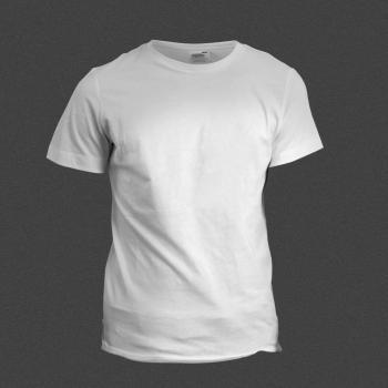 T-Shirt, weiß